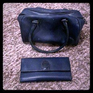 Liz Claiborne purse and wallet